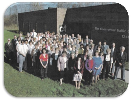 1984 group employee photo