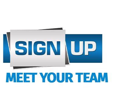 Sign Up & Meet Your Team