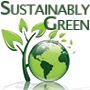 Sustainably Green logo
