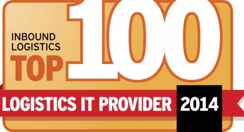InBound Logistics Top 100 IT Provider