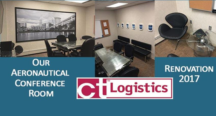 Aeronautical Conference Room CT Logistics