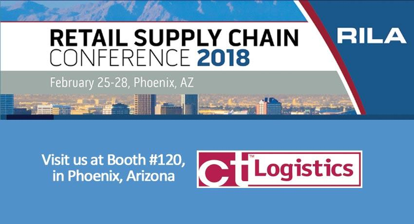 2018 Retail Supply Chain Conference, February 25-28