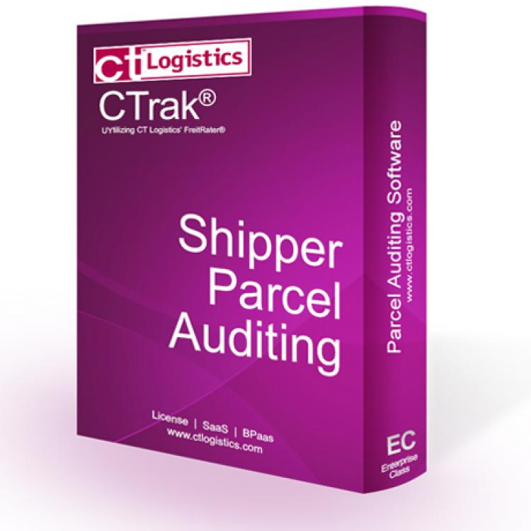 Shipper Parcel Auditing